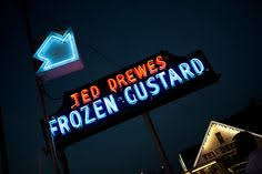 ted drewes frozen custard is a st louis clic frozen custard st louis