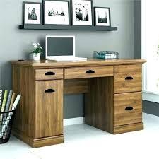 desk angelica sauder harbor view computer desk with hutch corner furniture w