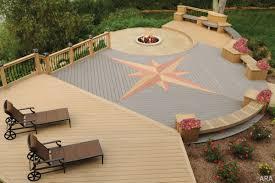 Exterior Ideas Deck Materials GeoDeck Composite Decking Get The - Exterior decking materials