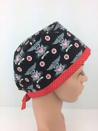 Surgical Cap Pattern