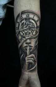 Guapisimo Tetovania Tattoos Clock Tattoo Design A Time Tattoos