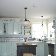 lighting kitchen sink kitchen traditional. corner kitchen sink decorating ideas traditional with light aqua cabinets black island lighting