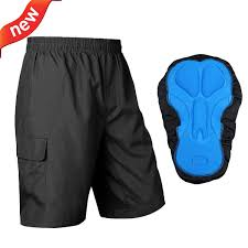 Details About Baleaf Mens Mountain Bike Shorts 3d Padded Mtb Cycling Shorts Quick Dry