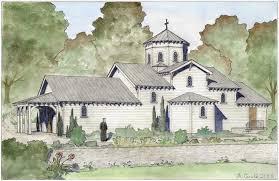 Greek Orthodox Church Design Design For An Orthodox Church In Amish Country Orthodox