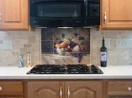 Mural Tiles For Kitchen Decor Tile Murals Kitchen Home Design and Pictures 69
