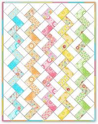 Jelly Roll Quilt Patterns Free Moda Cool Free Jelly Roll Quilt Patterns U Create