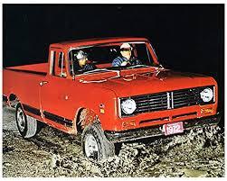 Amazon.com: 1972 International 4x4 Pickup Truck Factory Photo ...