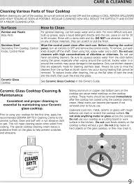 page 9 of 12 frigidaire fgec3045ks1 user manual cooktop manuals and guides l0905148