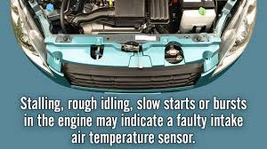 bad intake air temperature iat sensor symptoms causes and tests bad intake air temperature iat sensor symptoms causes and tests