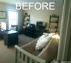 design small office. Office Guest Room Design Ideas Nice Looking Small Home With .