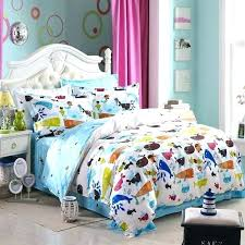 Ikea Kids Bedding Duvet Covers Queen Cartoon Bedlinen Cotton