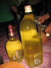 rice wine or locally known as ai tuak sourced from