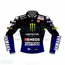 Valentino Rossi Yamaha Monster Motogp 2019 Jacket