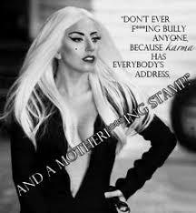 Lady Gaga Quotes on Pinterest   Lady Gaga Lyrics, Adele Quotes and ...