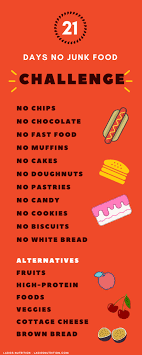 no fast food challenge. Wonderful Food The Things Expressed Above Ought To Be The Approach For How Not Eat Junk  Foods In No Fast Food Challenge O