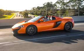 2015 McLaren 650S Spider Tested | Feature | Car and Driver