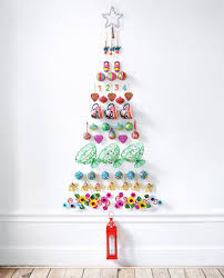 Stylish Design Wall Hanging Christmas Tree First-Rate 17 Wall Trees For  Small Space Living