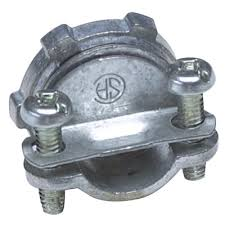 1 In Clamp On Type Service Entrance Connector Conduit Fitting