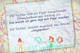 Die Pippi Und Das Freundebuch Bilder Familiede