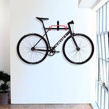 Voilamart 2 Pcs steel Wall Mount Bike Hanger Bicycle Storage Rack Holder  Stand Hook Garage