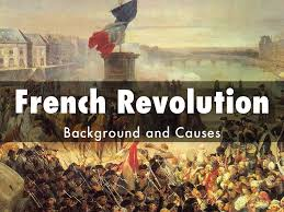 ap european causes of french revolution by david tucker slide notes