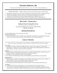 Resume Nursing Student Gorgeous Nursing Graduate Resume Samples Arzamas