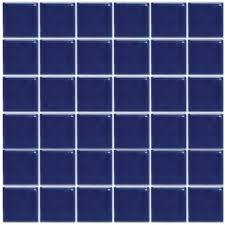 dark blue tiles. Unique Tiles Arkitekt Gloss Dark Blue Intended Tiles B