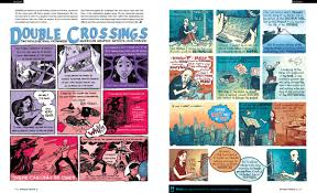 double crossings hyphen magazine