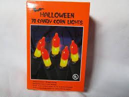 Halloween Candy Corn String Lights Amazon Com 70 Count Halloween Electric Candy Corn Light Set
