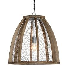 wire pendant lighting. chicken wire pendant light lighting