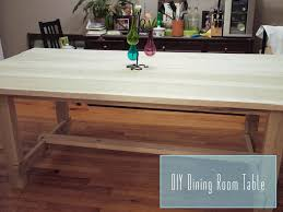 diy dining room table plans. building a dining room table diy plans