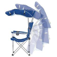 folding chair for two with individual canopies view larger