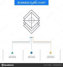 Presentation Layer Design Arrange Design Layers Stack Layer Business Flow Chart Design