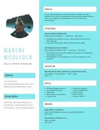 Eye Catching Resumes Adorable Cool Resume Templates For Microsoft Word Plus Unique Resume