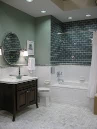 bathroom subway tiles. 5.0 Variegated Marble Subway Tile Bathroom Ideas Tiles