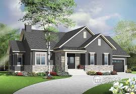Quebec Styles from DrummondHousePlans comAshbury Craftsman house plan   open floor plan layout   three sided fireplace  nd