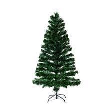 Led Light Up Christmas Tree Amazon Com Youwend 7 Artificial Holiday Fiber Optic White