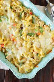 leftover turkey casserole.  Leftover Leftover Turkey Noodle Casserole Photo  When You Get Tired Of Turkey  Sandwiches Whip Up On