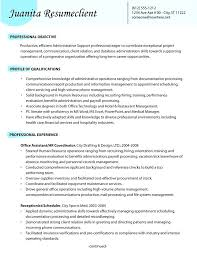 Resume It Examples Examples Of A Resume Resume Examples For Retail ...