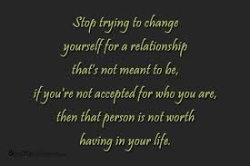 Be Yourself Quotes Fascinating Never Change Quotes Page 48