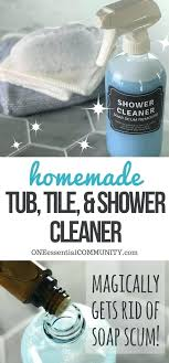 dawn shower cleaner vinegar and dawn tub and shower cleaner