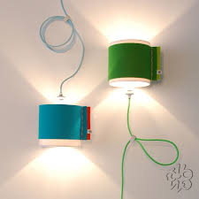 Wall Lights Without Drilling Yes Now You Can Hang A Lamp Without Drilling A Hole In