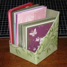 Mini Magazine Holder Magnificent Cathy's Craft Room Mini Magazine Holder Mini Magazine Holders