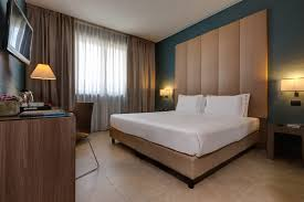 Magnetic Beds Klima Hotel Milano Fiere Modern 4 Star Hotel Milan Rooms