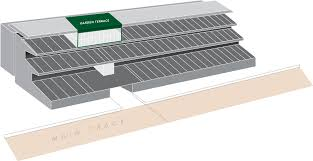 Belmont Park Seating Chart 2020 Belmont Stakes Tickets Garden Terrace