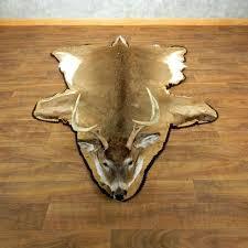 deer skin rug faux hide australia