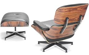 Eames Lounge both back
