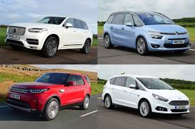 best 7 seater cars on in 2019
