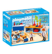 Playmobil City Life Chemieunterricht 9456 Galeria Kaufhof