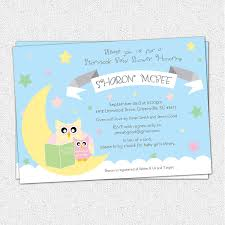 Childrenu0027s Book Themed Baby Shower  All Occasions PlusLibrary Themed Baby Shower Invitations